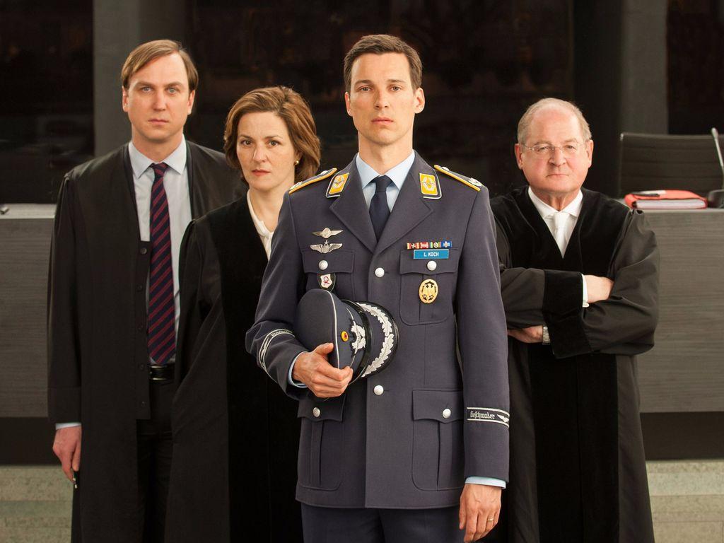 "Florian David Fitz im ARD-Film ""Terror"""