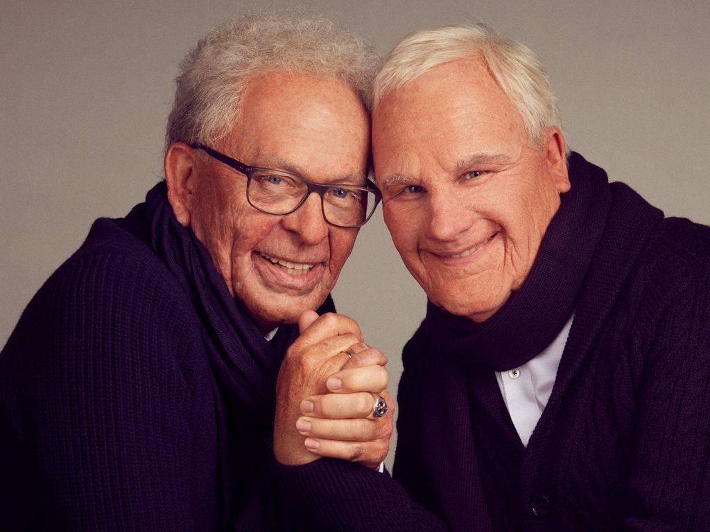 "Frank Mutters und Guido Maria Kretschmer in der Sendung ""The Story Of My Life"""