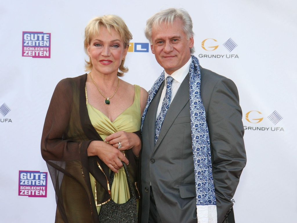 Frank Mende und Lisa Riecken