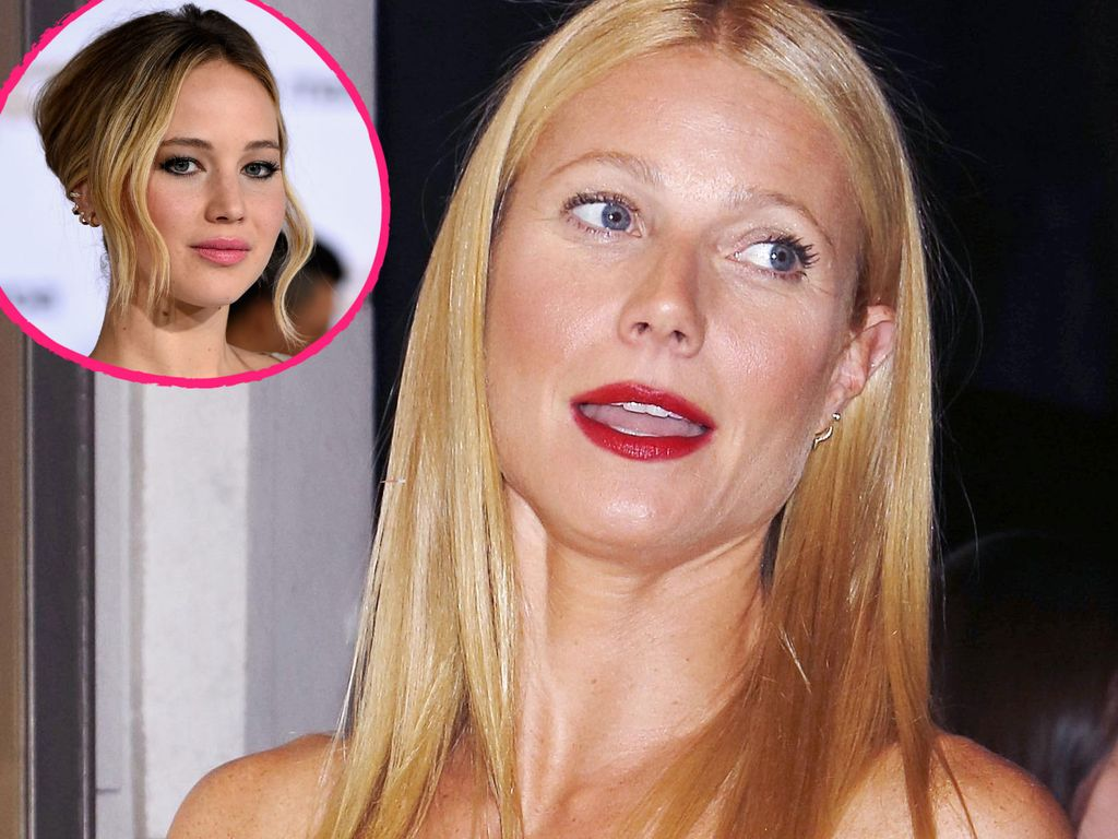 Gwyneth Paltrow und Jennifer Lawrence