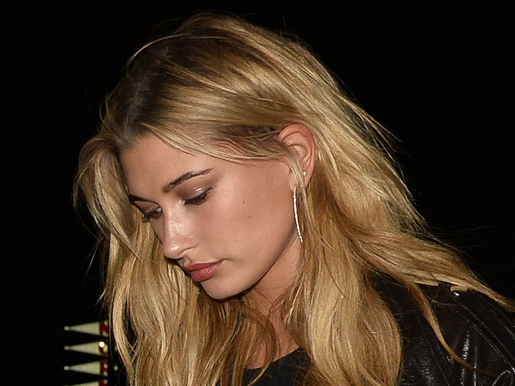 Hailey Baldwin, US-amerikanisches Model