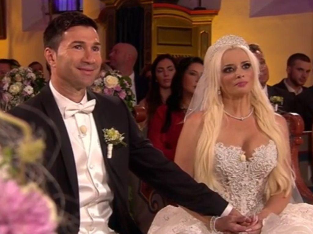 Hochzeit Von Daniela Katzenberger