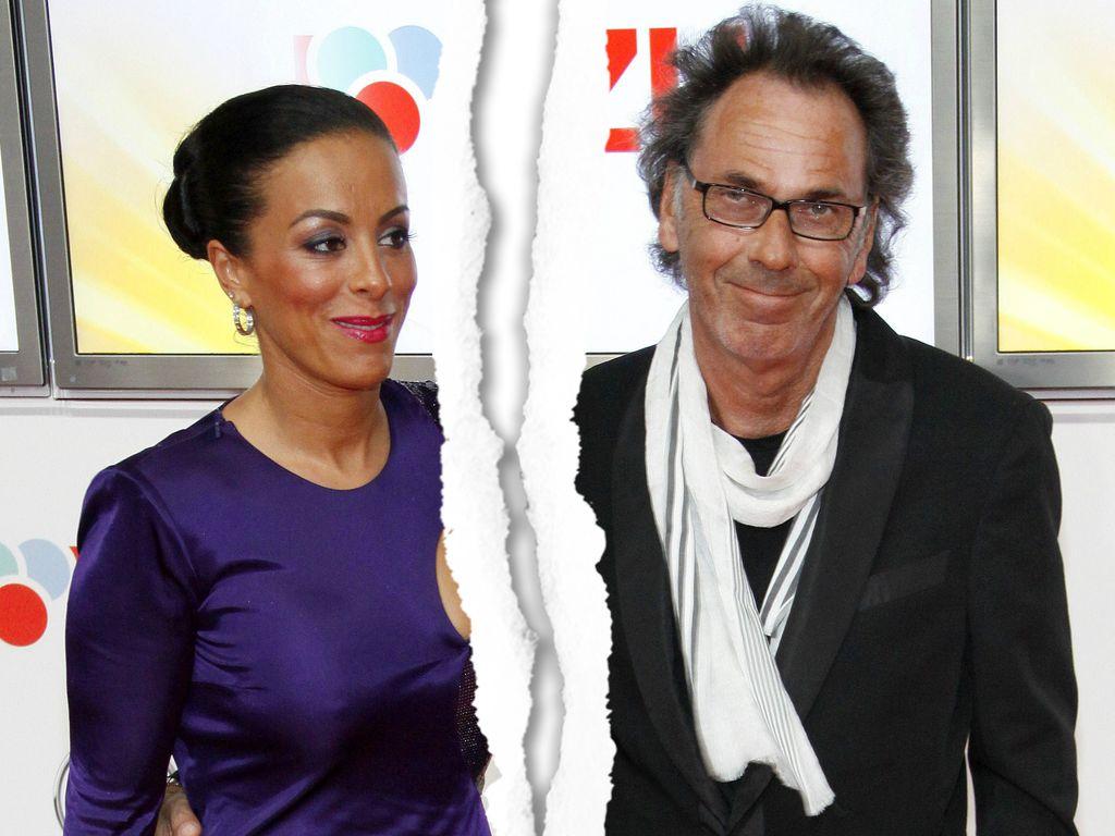 Hugo Egon Balder und seine Ex-Freundin Sabah