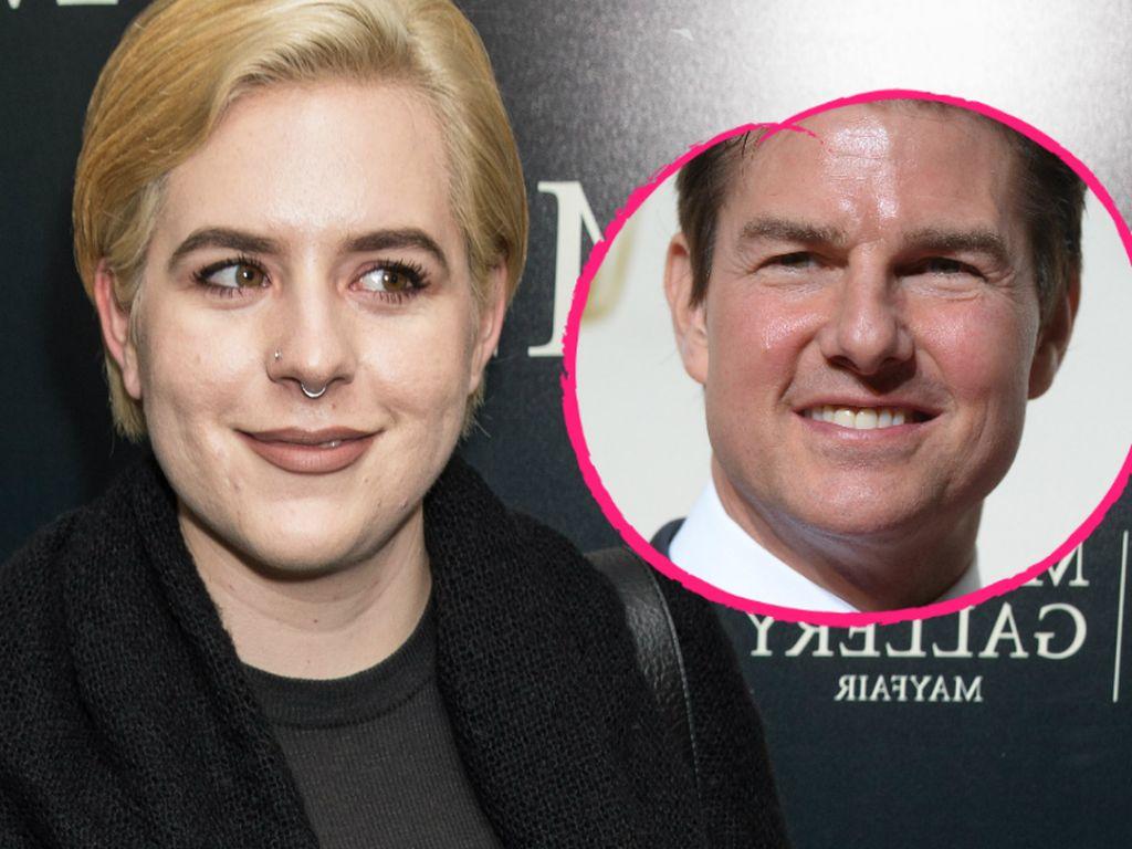Isabella und Tom Cruise