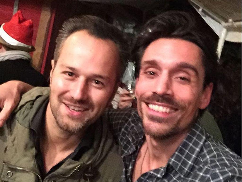 Ismail Sahin und Philipp Christopher