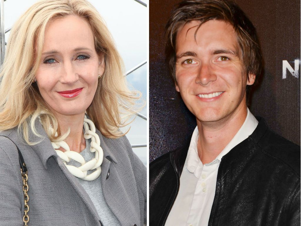 J.K. Rowling und James Phelps