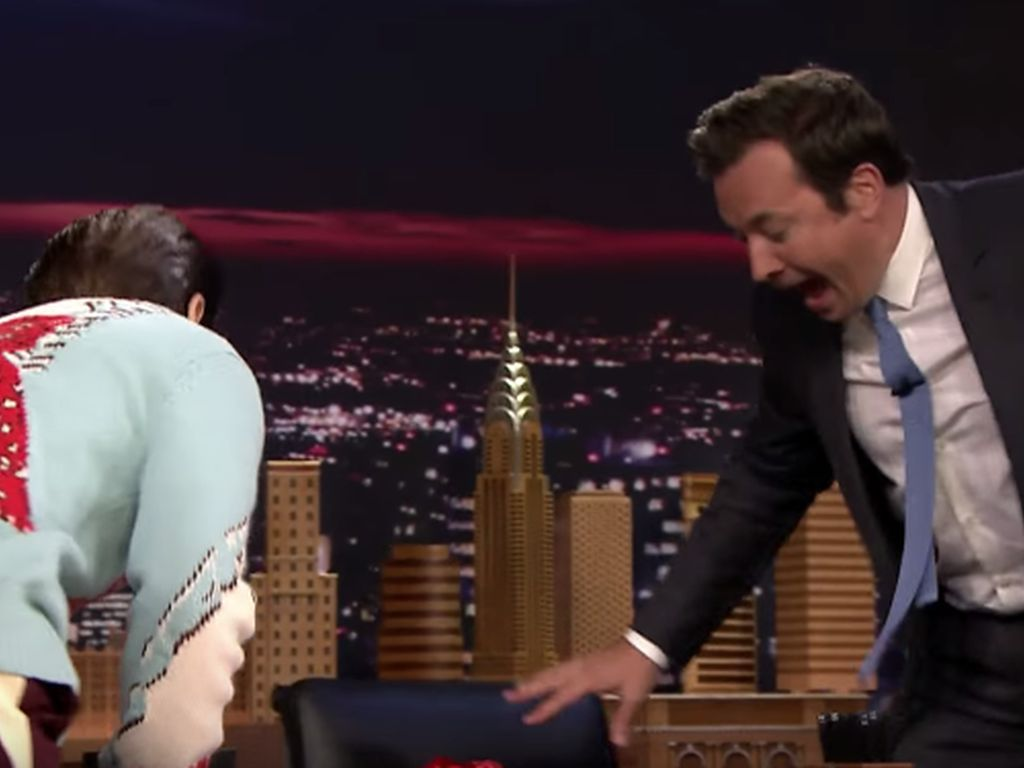 Jared Leto und Jimmy Fallon