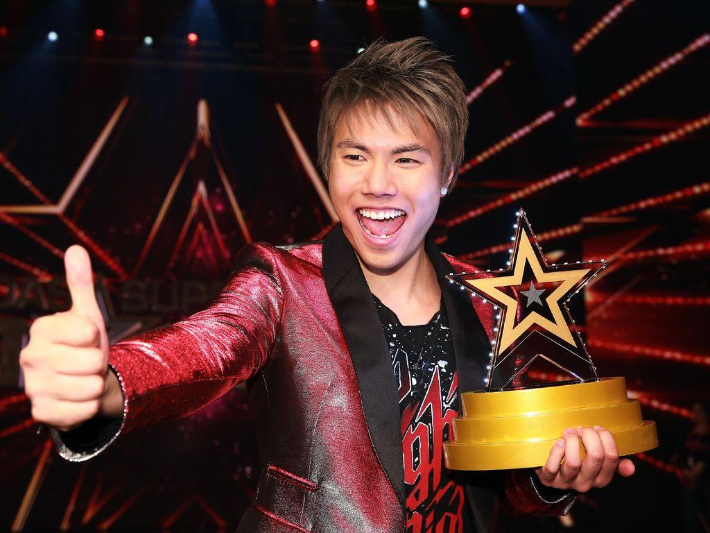 "Jay Oh bei ""Das Supertalent"" 2015"