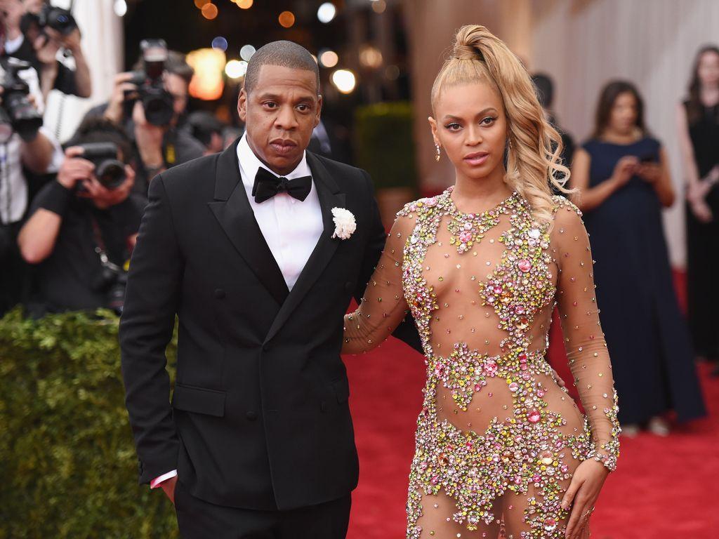 """Jay-Z und Beyoncé bei der """"MET-Gala"""" 2015"""