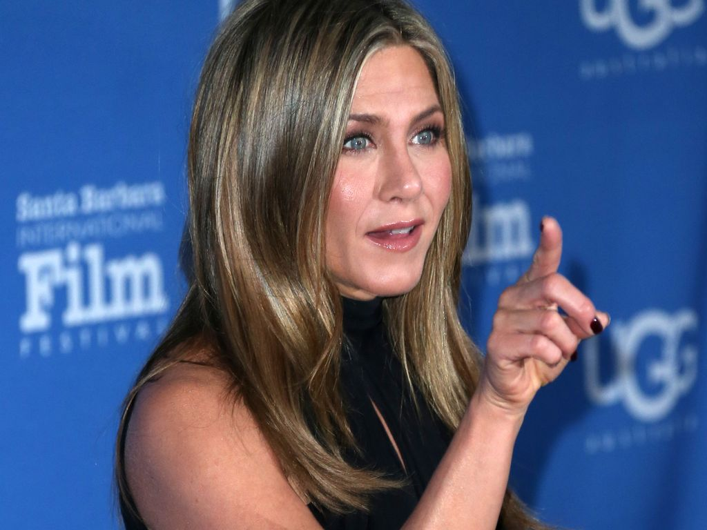 Jennifer Aniston beim Film-Festival in Santa Barbara