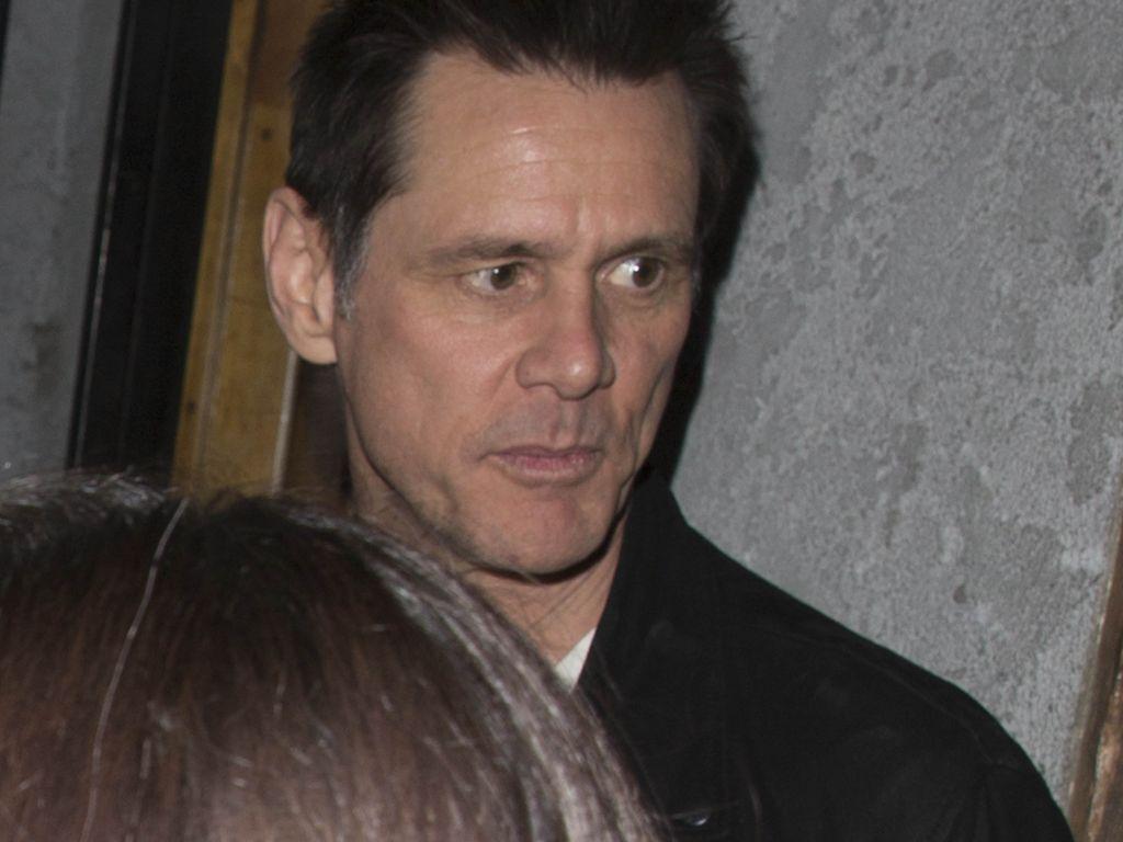 Jim Carrey bei einem Guns'N'Roses-Konzert in Los Angeles