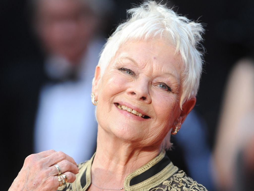 Judi Dench bei den Olivier Awards in London