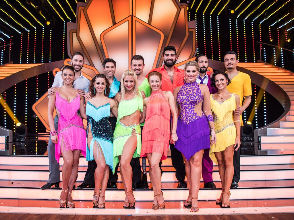 """Kandidaten der 9. """"Let's Dance""""-Show 2017"""