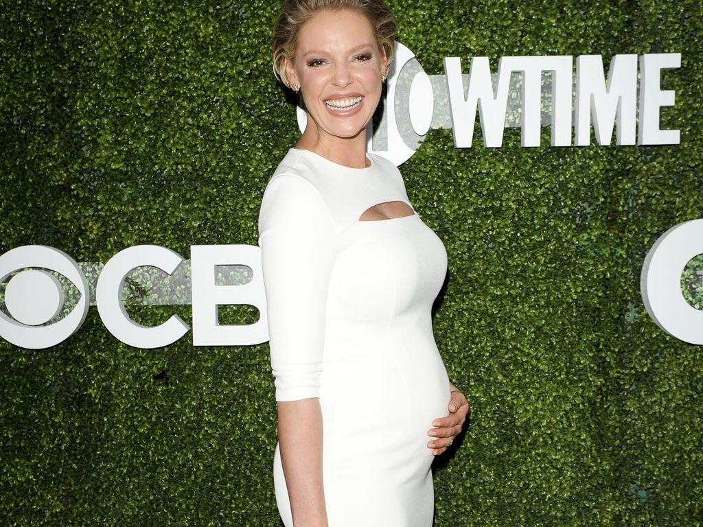 "Katherine Heigl beim ""The 4th Annual CBS Television Studios Summer Soiree"""