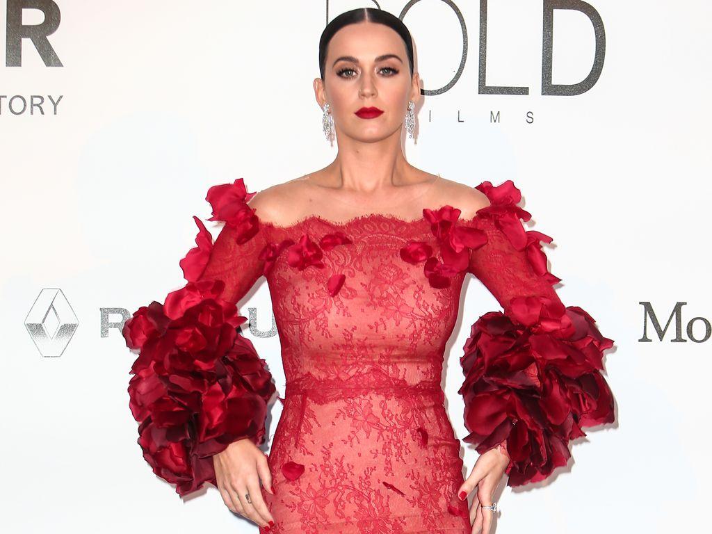 Katy Perry bei der amfAR Gala in Cannes