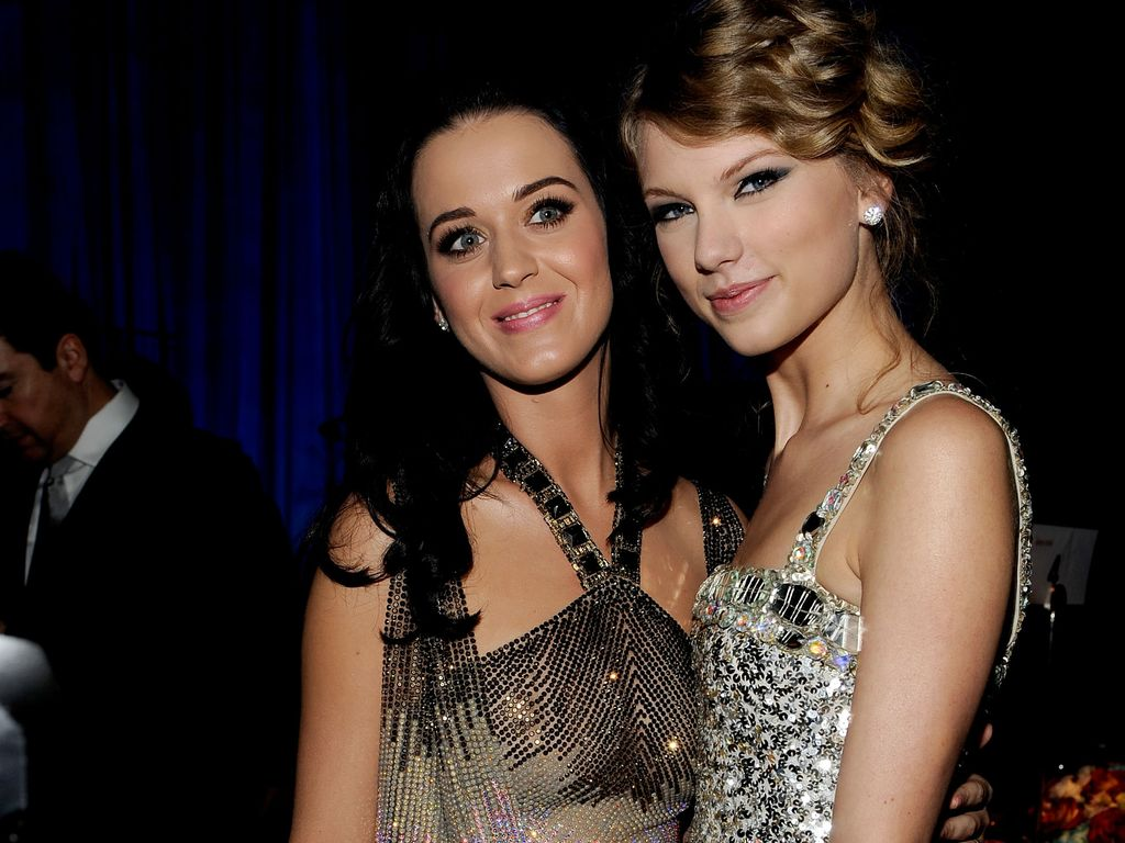 Taylor Swift und Katy Perry