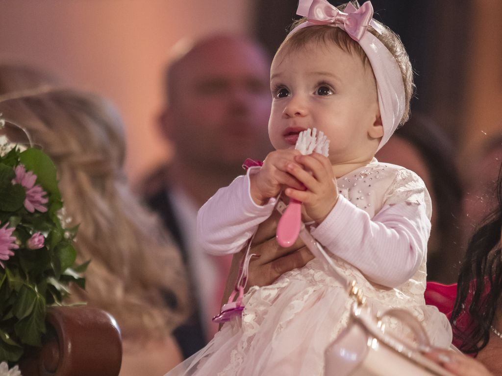 Sophia Cordalis bei der Hochzeit von Daniela Katzenberger und Lucas