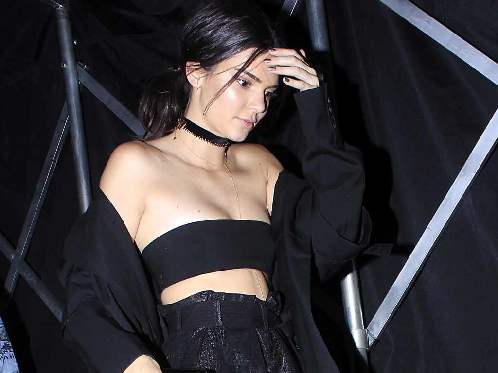 Kendall Jenner in West Hollywood