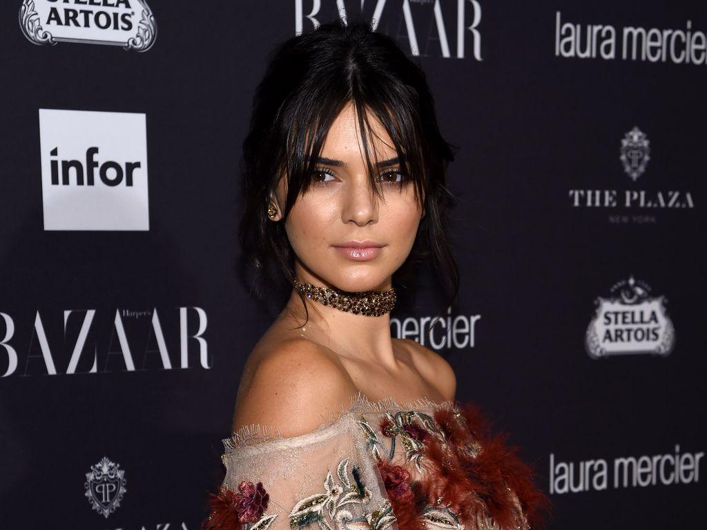 Kendall Jenner bei einer Harper's-Bazaar-Party
