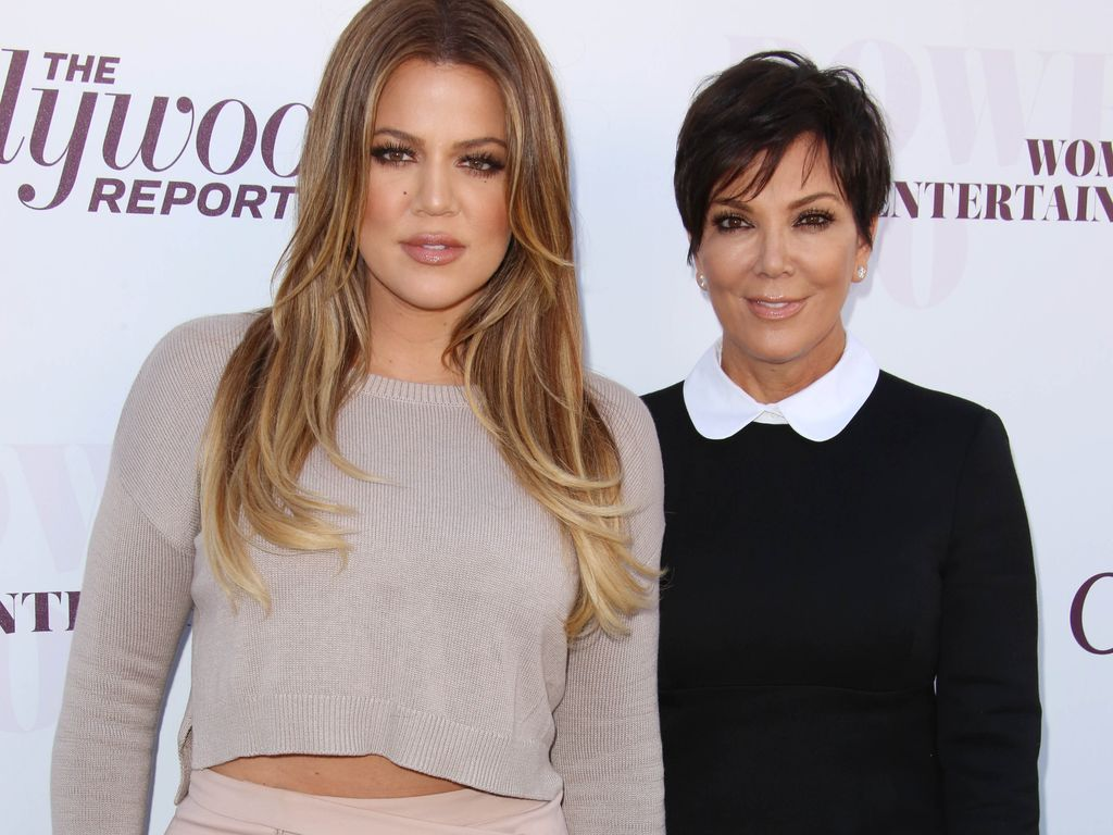 Khloe Kardashian und Kris Jenner beim Women in Entertainment Breakfast in Los Angeles