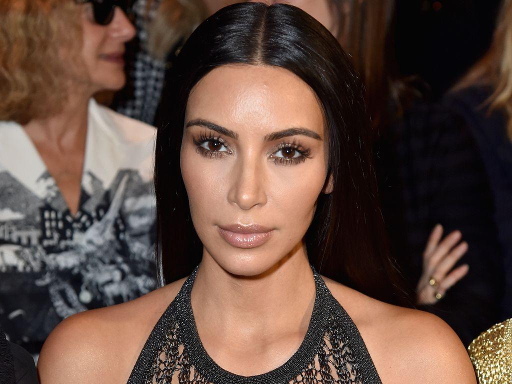 Kim Kardashian vor dem Raubüberfall in Paris