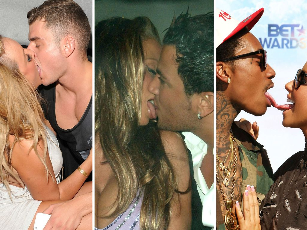 Charlotte Crosby, Amber Rose, Peter Andre, Pamela Anderson und Wiz Khalifa