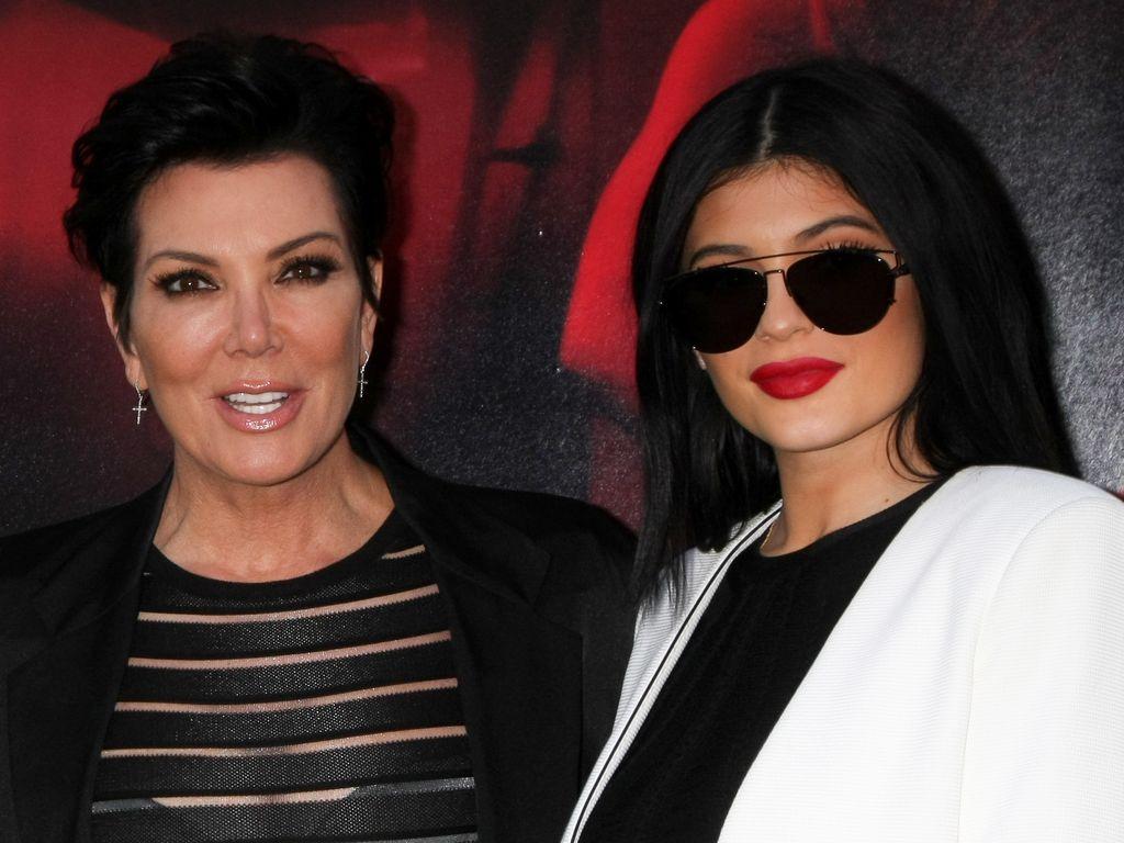 Kylie Jenner und Kris Jenner