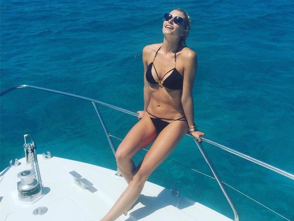 Supermodel Lena Gercke