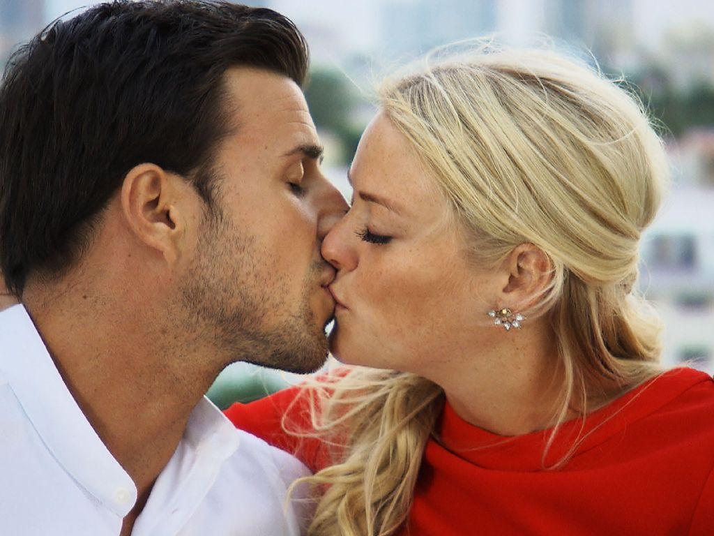 Leonard Freier und Daniela Buchholz