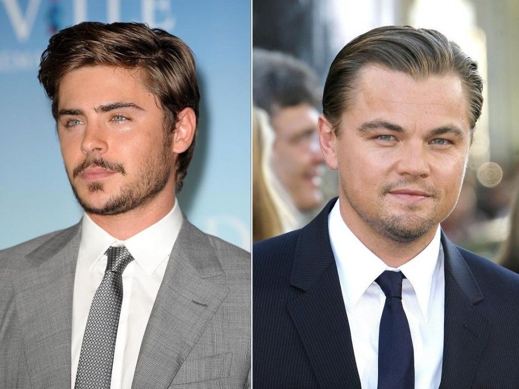 Leonardo DiCaprio und Zac Efron