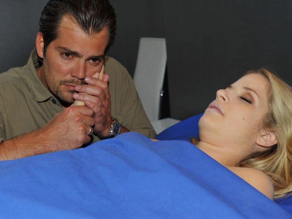 Daniel Fehlow und Susan Sideropoulos