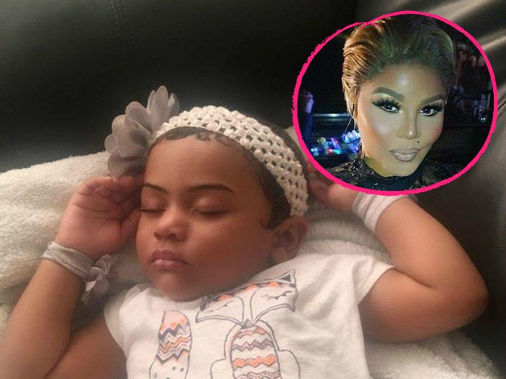 Lil' Kim und ihre Tochter
