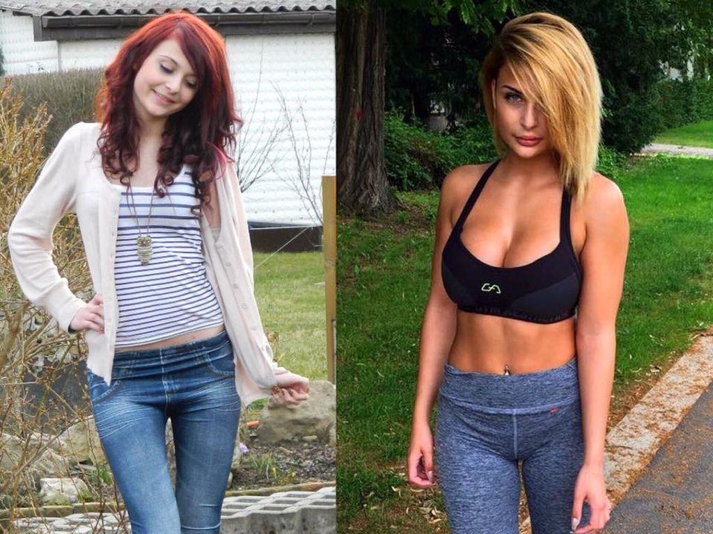 Lisa G., Fitness-Model