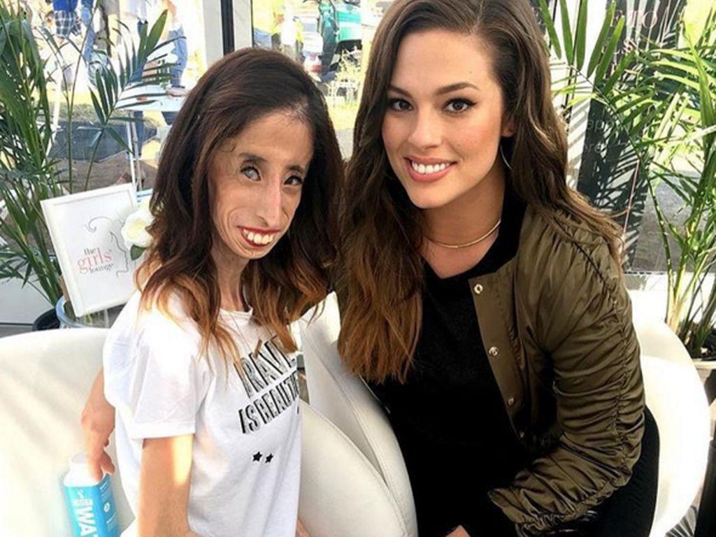 Ashley Graham und Lizzie Velasquez
