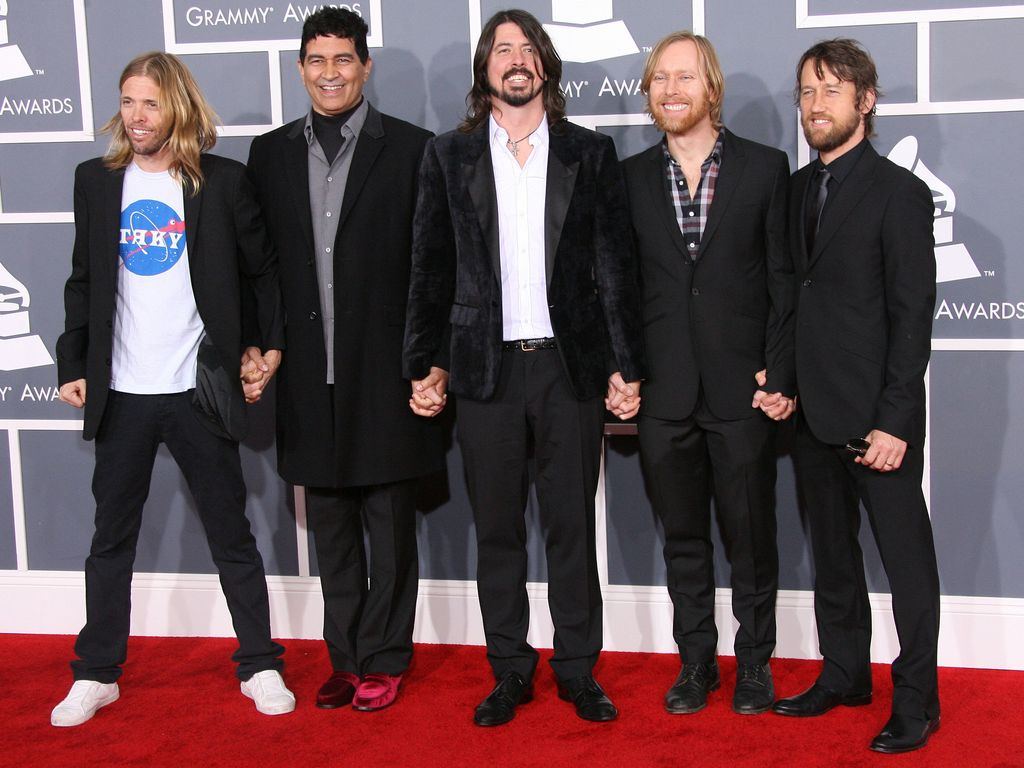 Foo Fighters und Dave Grohl
