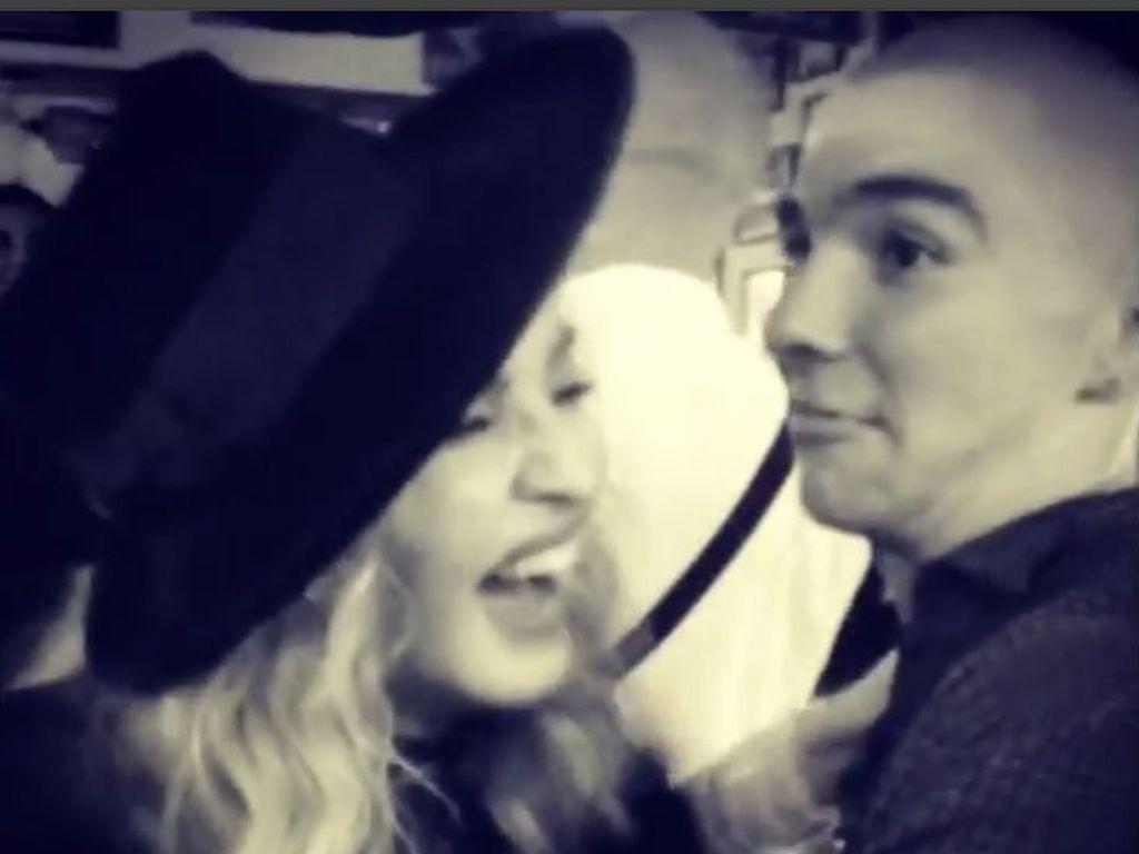 Madonna feiert ihren 58. Geburtstag mit Sohn Rocco auf Kuba
