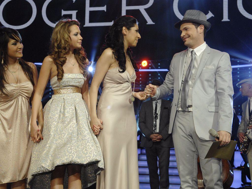 Senna, Roger Cicero, Mandy Capristo und Bahar