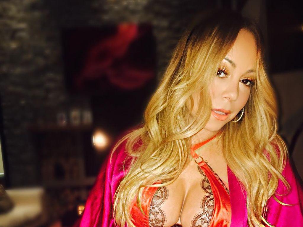 Mariah Carey im Griechenland-Urlaub
