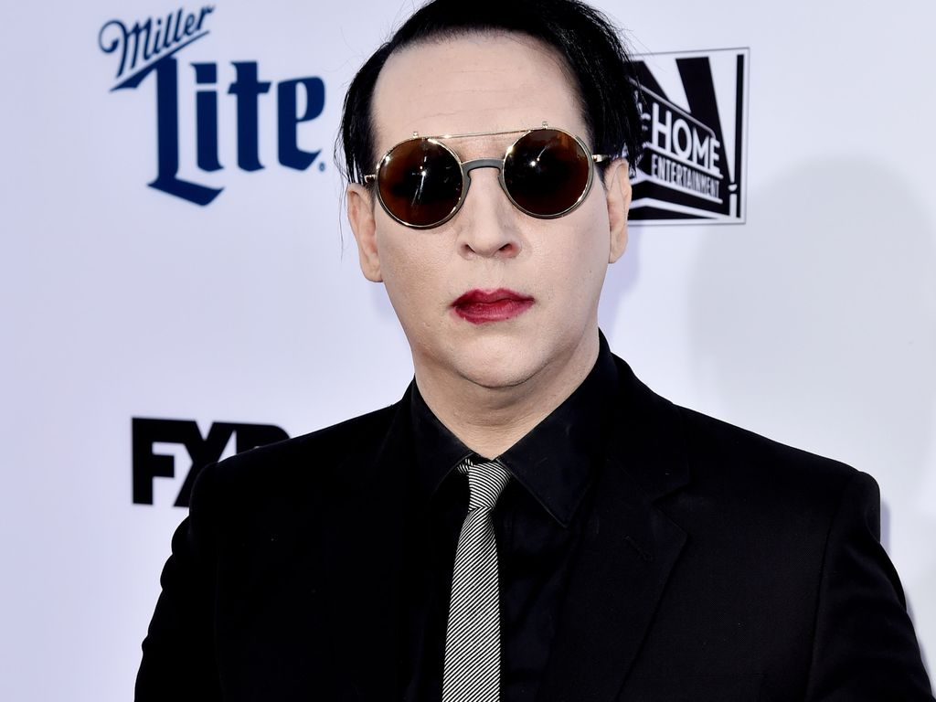 Marilyn manson nackt picture 12