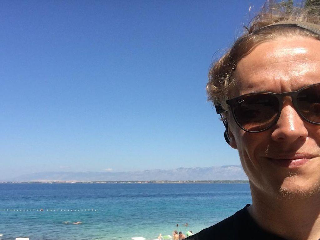 Matthias Schweighöfer im Urlaub