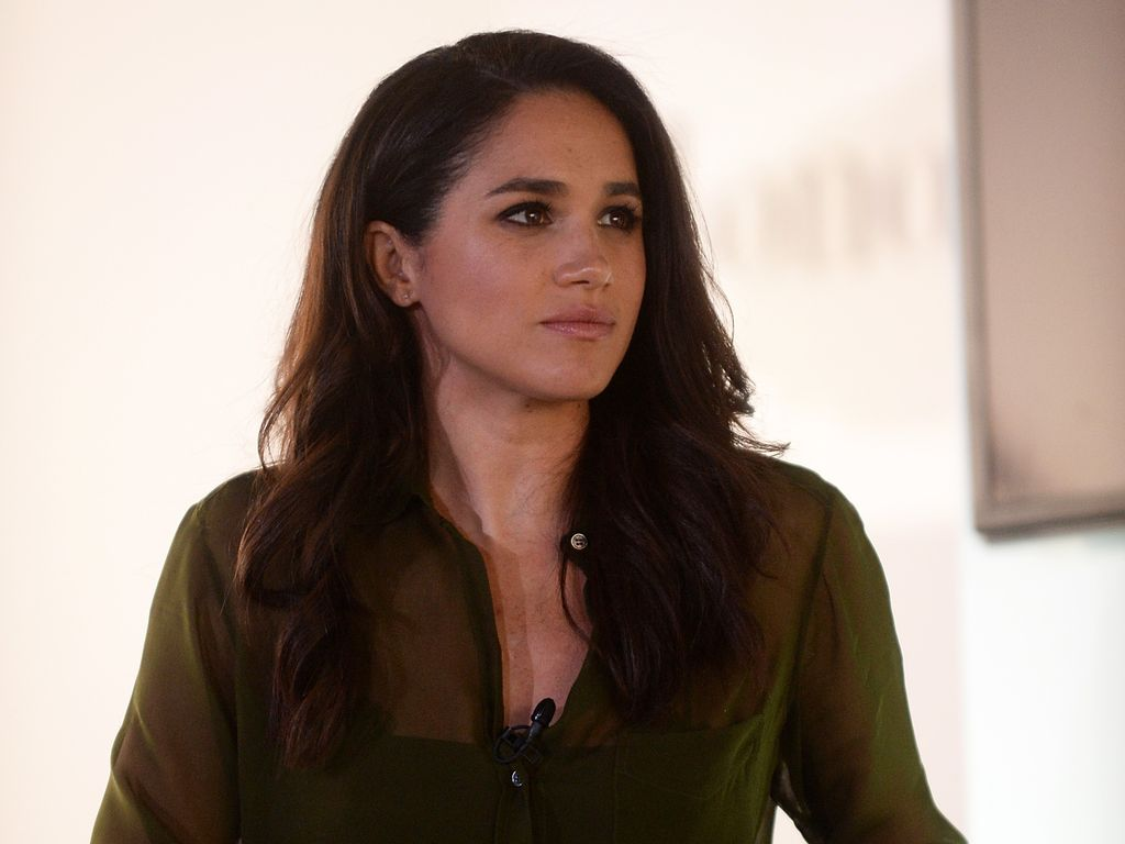 Meghan Markle bei Reebok-Event in Canton