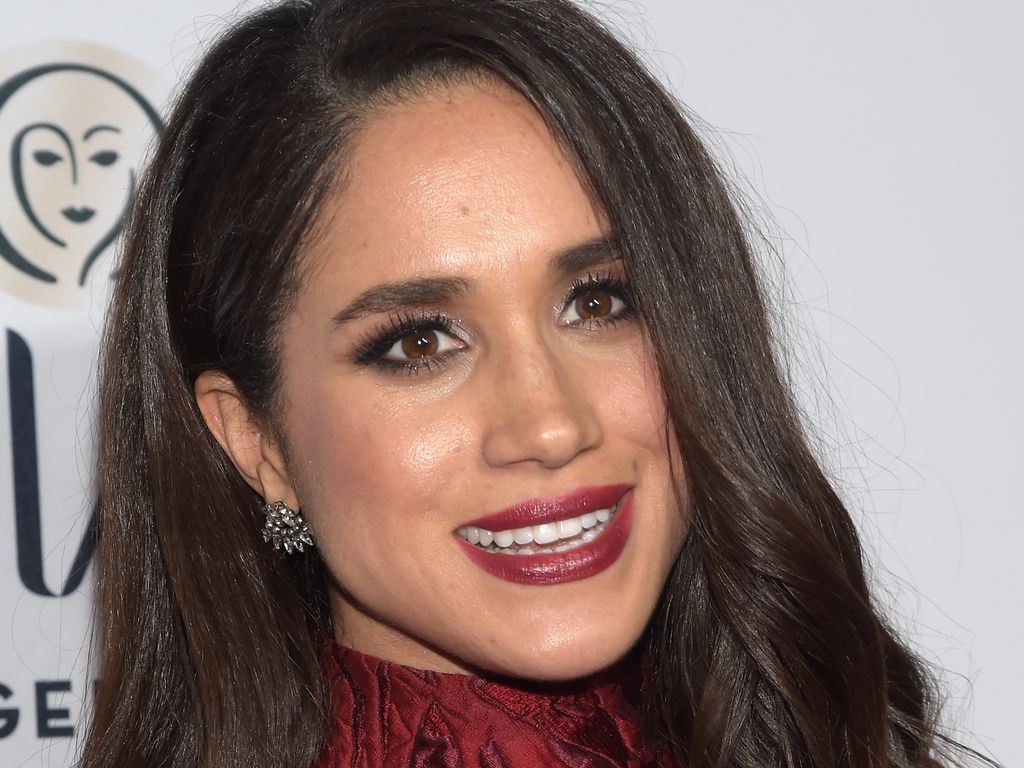 Meghan Markle in West Hollywood