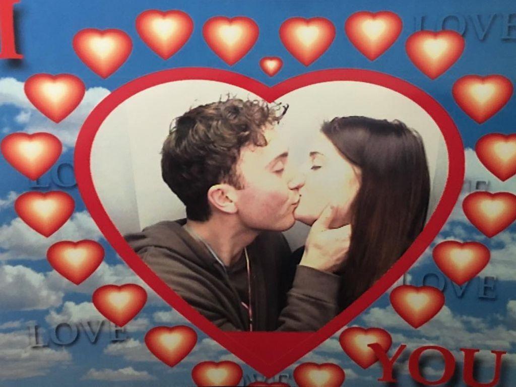 Meghan Trainor mit ihrem Freund Daryl Sabara