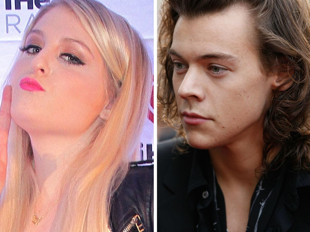 Harry Styles und Meghan Trainor