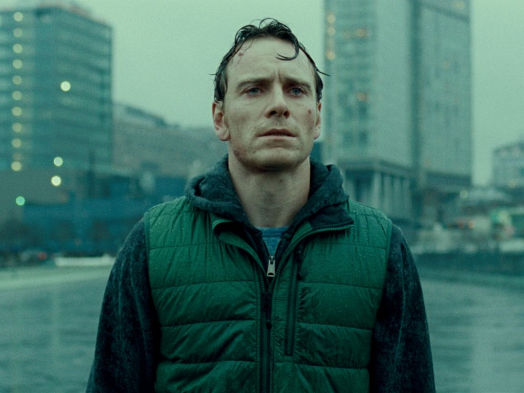 "Michael Fassbender im Film ""Shame"""