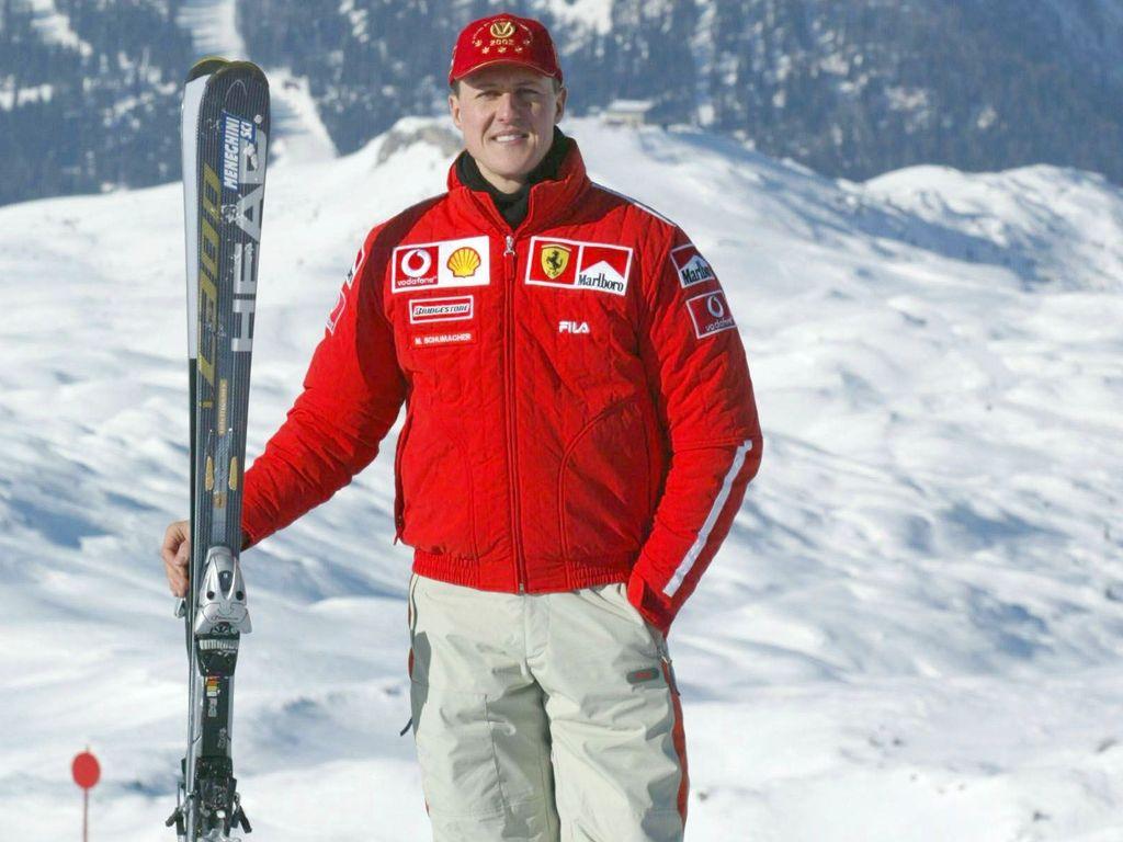 Unfall Schumacher