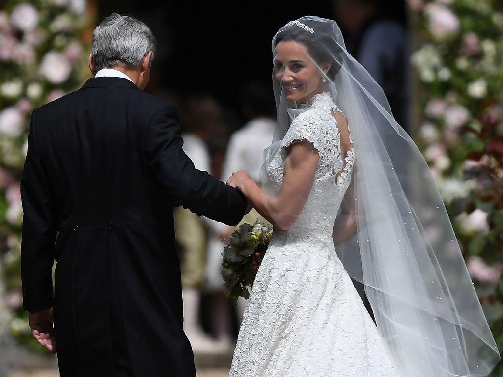 Michael und Pippa Middleton