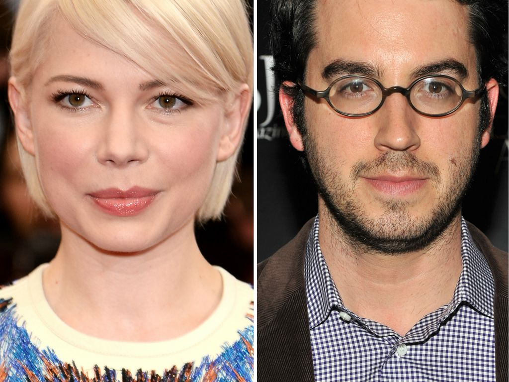 Michelle Williams und Jonathan Safran Foer