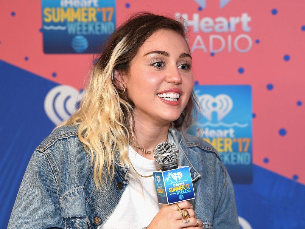 Miley Cyrus beim iHeartSummer '17 Weekend in Miami