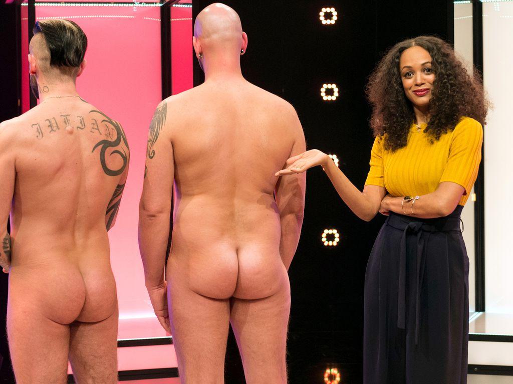 "Milka Loff Fernandes bei ""Naked Attraction – Dating hautnah"""